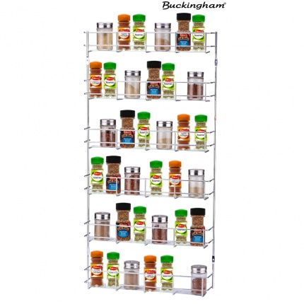 Buckingham 6-Tier Spice and Herb Rack