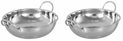 Buckingham Pair of Balti Dishes 15 cm