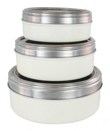 Set of 3 Cake Boxes Cream
