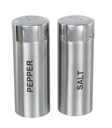 Tall Salt & Pepper Set