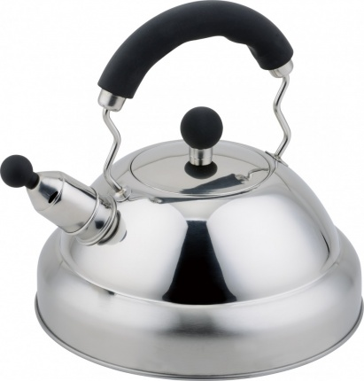 Ultra Whistling Kettles 2.5Lt (silicon handle)