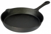 27cm Pre-Seasoned Cast Iron Frying Pan / Skillet
