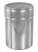 Acrylic Lid Canister 10.5cm