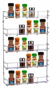Buckingham 5-Tier Spice and Herb Rack