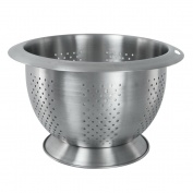 Collar Colander A1 24cm Matt Finish