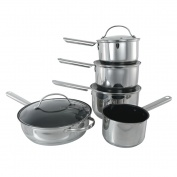 PRO Set of 5 Cookware