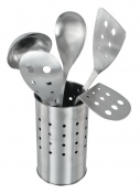 Set of 5 Kitchen Tools with Caddy